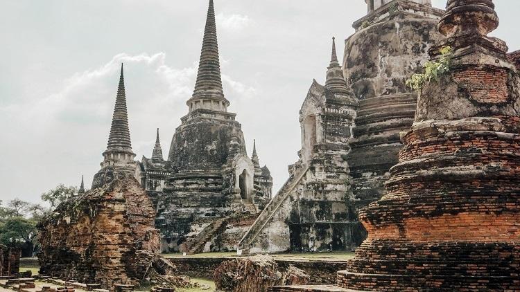 Ayutthaya+Ruins