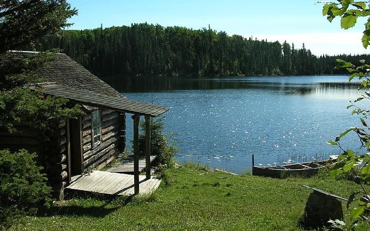 Romantic Getaway in Canada