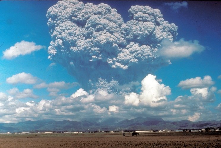 Mount Pinatubo 1991 eruption
