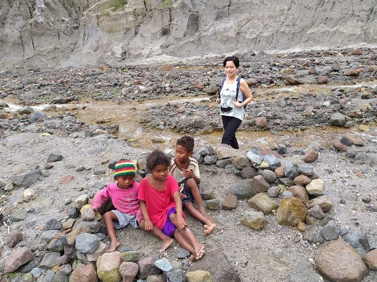 Mount Pinatubo Trekking Tour