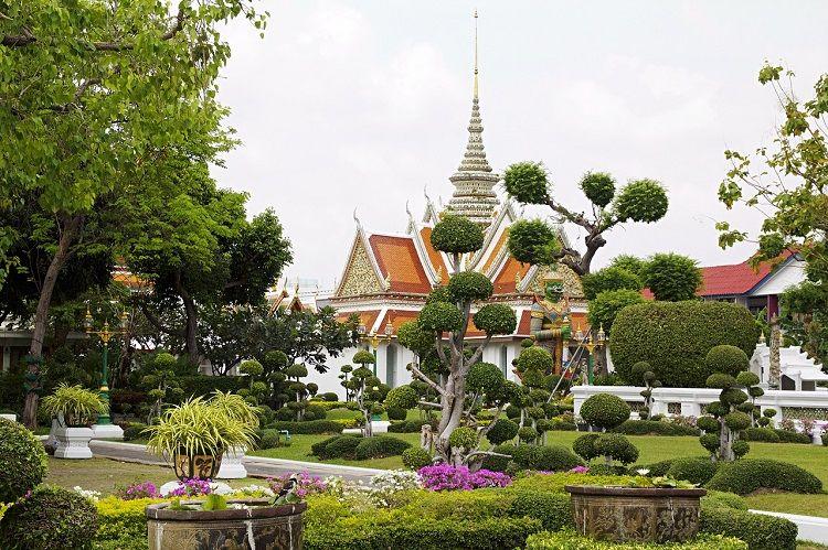 Best Places to Visit in Thailand - Wat Arun