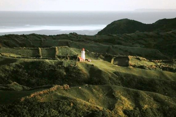 Batanes Philippines hills