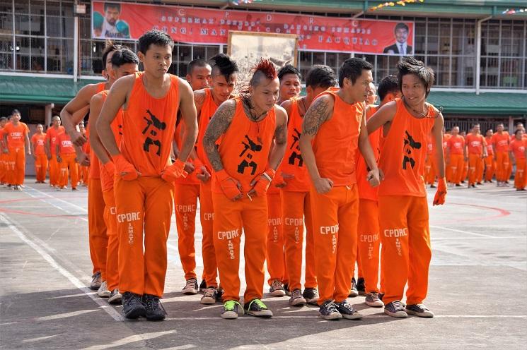 Cebu Philippines prisoners