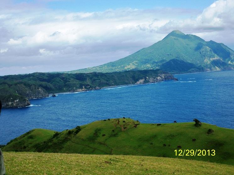 Batanes hills