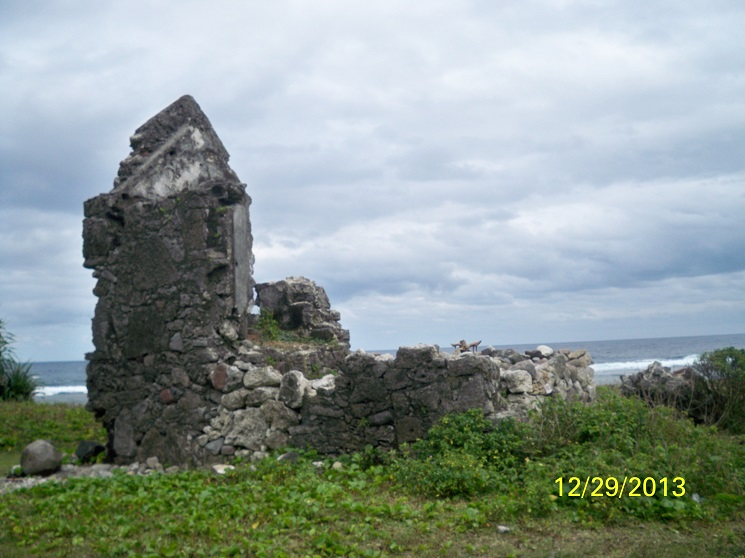 house in the hills of Batanes